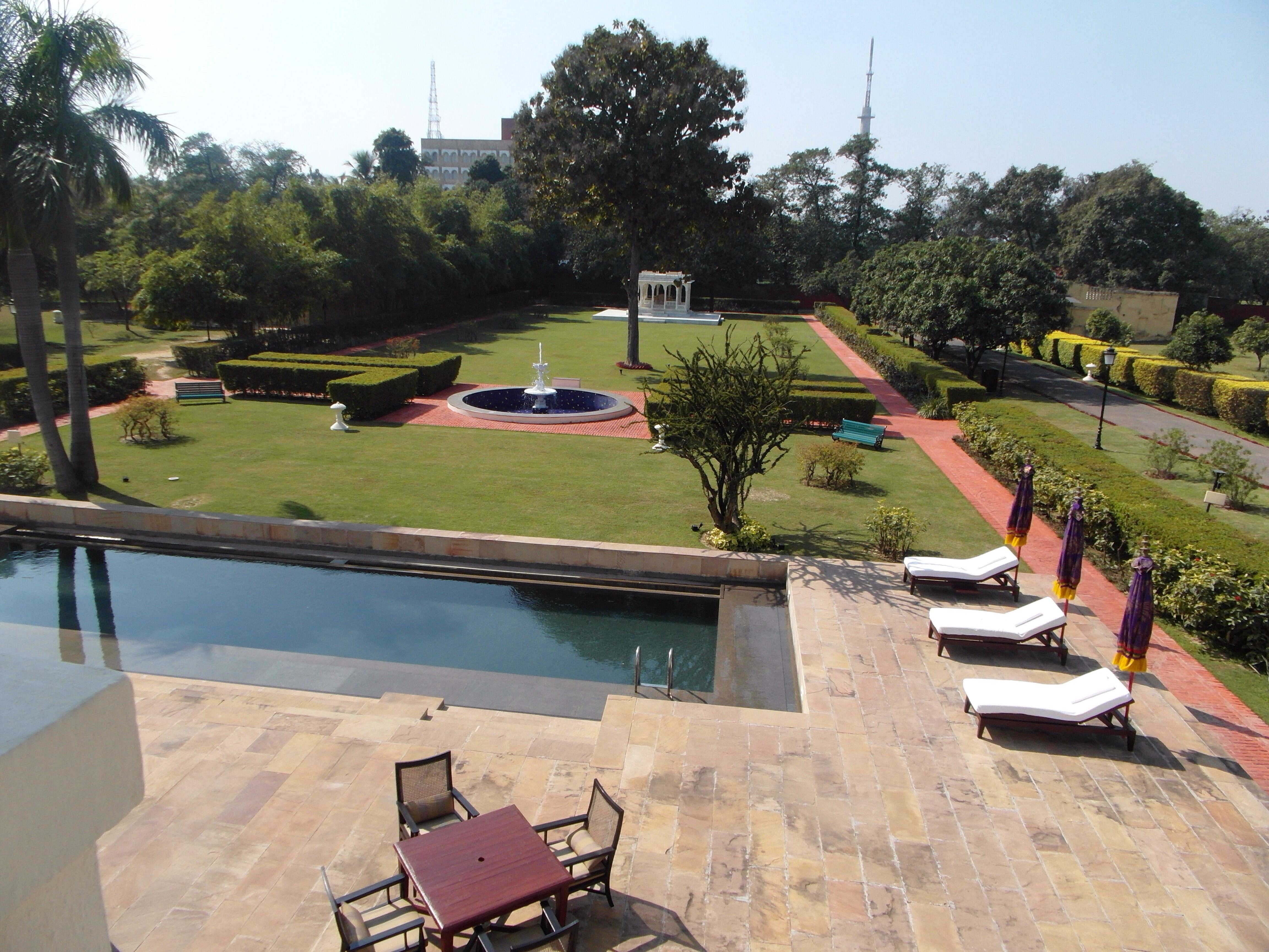 Taj Nadesar Palace in Varanasi