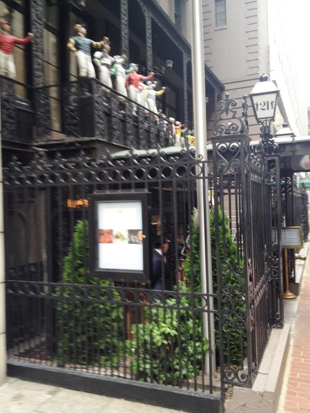 21 Club in New York City