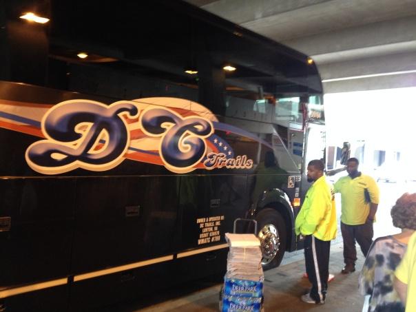 Vamoose Bus